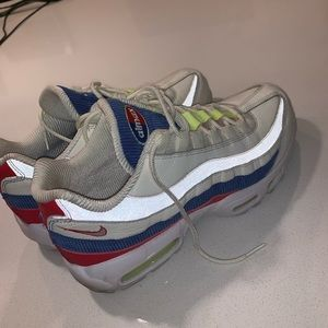 Nike climax sneakers